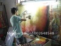 бесплатная доставка! высокое качество абстрактный живопись маслом на кобура украшения дома 1151