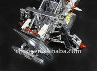 бесплатная доставка-чпу версия 30.5 куб. 1/5 газа приведенный в действие автомобиль RC Баха Вт/2.4 г ртр