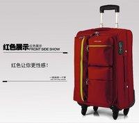 "28 "" багаж чехол сумка на колёсиках чемодан привлечь бар коробка путешествия чехол на колёсиках чемодан портфель"