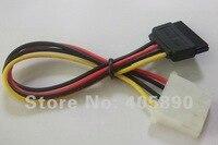 среда IDE и SATA и кабель питания большой 4 п к последовательному интерфейс SATA 15-р 15 см