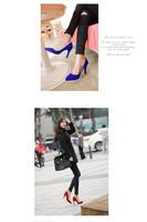 новый бренд дизайн, три цвета, чтобы choes, черный, красный и синий, указал Корс обувь Cable-04 # н