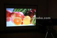 бесплатная доставка 3000 люмен родной 1280 * 768 из светодиодов лучемет HD с жк-видеопроектор