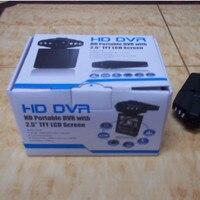 """бесплатная прямая поставка h198 авто черный ящик автомобильный нарушителя жк-цифровой 6 IC из светодиодов высокой четкости с 2,5 """" Экран TFT с 8 г памяти SD карты 1 лот"""