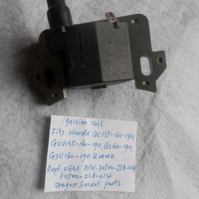 Комплектующие к инструментам HONDA GC135 GC160 GC190 GS160 GS190 GSV160 GSV190 GCV135 GCV160 190 P/N 30500/zl8/004