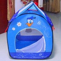 дональд дак микки маус по уходу за детьми палатка детские игрушки игрушки палатка