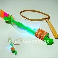 удивительные из светодиодов стрелка вертолет забавный игрушка ну вечеринку подарок синий красный лёгкие тело 50 шт/много