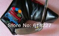 бесплатная доставка мужская Scotland napa клюшек для гольф приходят с пол для шлем и ключ