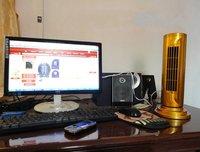 "14 "" мини Ban ventilator / - ультра-тихий офис вентилятор"