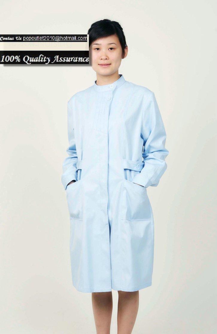 Blue Hospital nursing uniforms scrubs nursing wear nursing clothes ...
