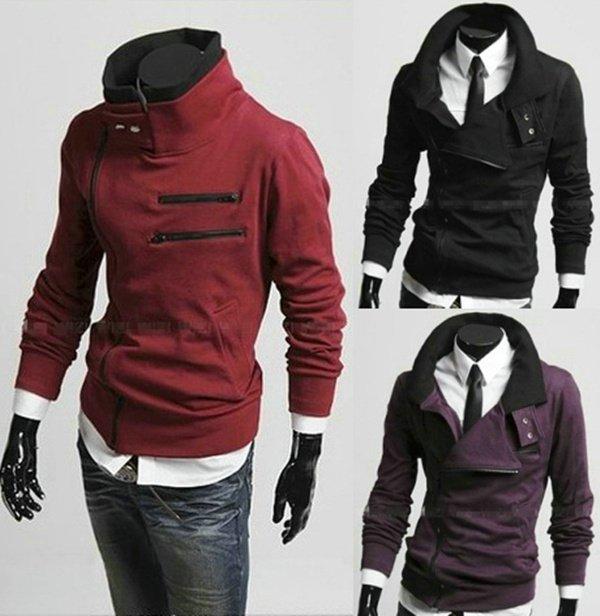 Casual Coat For Men Design