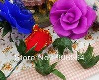 роза база, искусственный листья для нейлон чулок цветок аксессуары