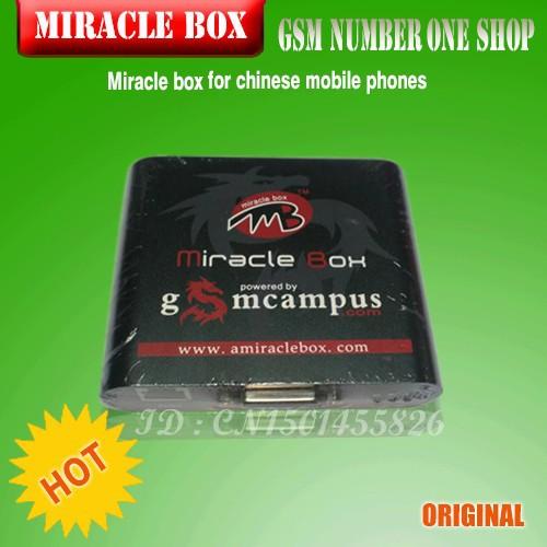 miracle  Box-B