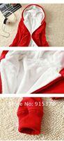 новинка европа америк весна осень утолщаются ватки внутренний женская толстовка + спортивная одежда + бесплатная доставка 1218