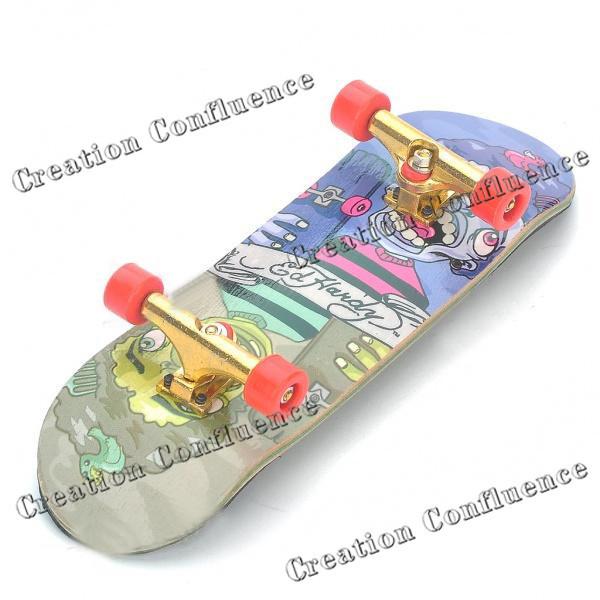 деревянный палец скейтборд ж / избежать