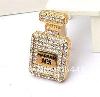оптовая продажа наклейки Solo покрытие спа bottle_white кристалл GR rustle inlay_jewelry findings_2pcs / много