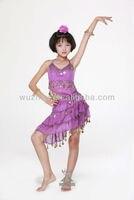 дешевые дети танец живота костюм оптовая продажа этап производительности костюм для продажи