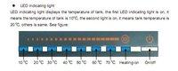 sr868c9 солнечная система отопления обновленная версия sr868c8 из светодиодов дисплей отопление степени дельта т охлаждение и так