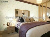 романтический жилой утонченная спальня нетканые обои