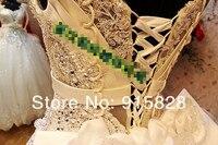 бесплатная доставка! Уэйд платье с кристалл Сваровски повод Seal русалка платье ТЛ