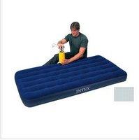 хиты распродажа надувные кровать, раздувной кровать, на воздушной подушке кровать, стекались надувной матрац, интекс 68757 с бесплатная доставка