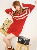 женщины с длинным ананас контактный старинные свитер