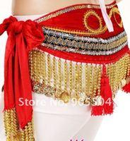 новый стиль танец живота хип-шарф, танец живота ремень, Mean цвета бесплатная доставка
