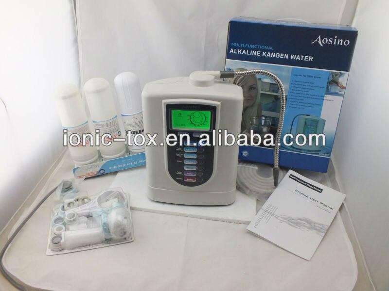 Preço barato japão ionizador de água WTH-803 com 1 ano de garantia
