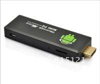 андроид-тв с WiFi mk802 II на андроид 4.0.4 мини-пк Google ТВ коробка ключ 1 гб оперативной памяти 4 гб ПЗУ
