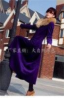 бесплатная доставка, новый оригинальный дизайн растет семь worthy Sub кашемир пальто ф7-2
