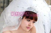 фату, 3 слоя свадьба фата, удлиненная платье невесты 250 см, 3 шт./лот + бесплатная доставка