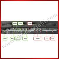 sale19 дюймов из светодиодов телевизор компьютер монитор с HDMI и VGA составной настоящее поставщик