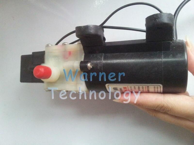 משלוח חינם 1pcs 12V DC מיקרו diaphagm משאבת מים עצמית תחול משאבת רעש נמוך ללא תחזוקה עבור אקווריום מים טיהור