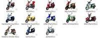 бесплатная доставка крышки двигателя скутер части @ 90061