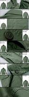 спичка бренд 100% хлопок мужская свободного покроя куртки армия стиль пальто g362