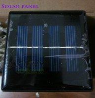 солнечные сосулька + 80 белый из светодиодов фары + 100% солнечной энергии