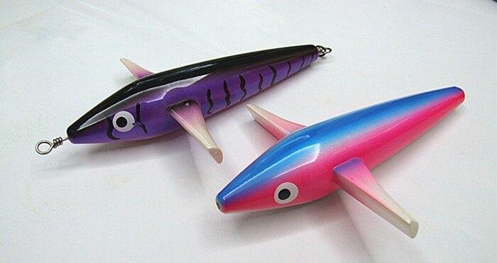 7 inch135g mini avião isca de pesca