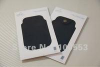 кожа оптом сумка-футляр / мешок для HTC один s, изысканный материал, защитные пленки доступны