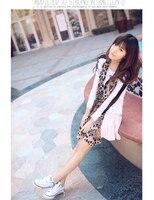 2015 новый стиль, классический леопард шарф длинный шифоновый шарф женский корейской версии шелковый шарф, с-028