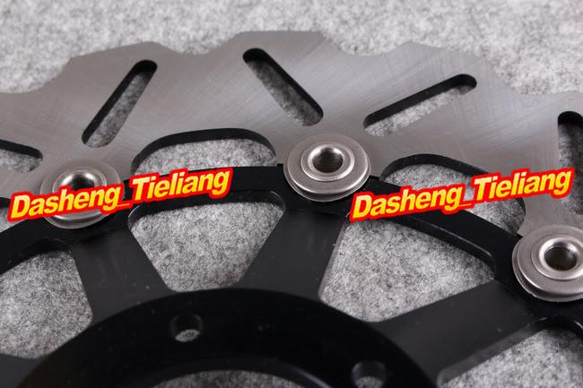 For Honda CB1 CB400 FOUR CB400SB / CB400 SUPER BOL D\'OR / CB400 SUPER FOUR / CB400SF /CB600 HORNET Front Brake Disc Rotors Disks Arashi