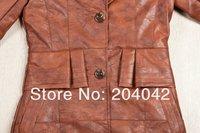 высокое качество новинка женская шуба с енота ворота шерстей пальто для женщины леди зима теплая большой размер