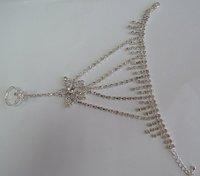 5 шт. шт/много свадебное кольцо браслет кристалл браслет и кольцо свадьба аксессуар ювелирные изделия bg114534