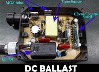 10 шт./лот спрятал Н1 / Н3 / Н7 / н8 / н9 / н10 / н11 / н16 / 9005 / 9006 / нв3 / нв4 / ds2 у 4300 к - 12000 к 55 вт цифровой тонкий балласт 12 в постоянного тока