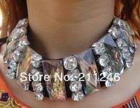 акромя ожерелье ручной работы Mosaic акромя лента свитер цепь ожерелье