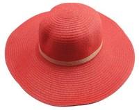 бесплатная доставка бэби сладкий большой края соломенные шляпы, мода детские шляпа солнца, мода дети могут измененной форме шапки