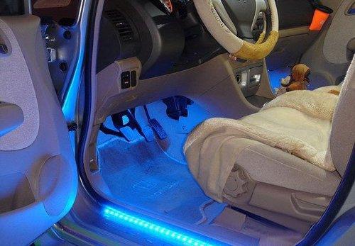 Free shipping 18months warranty 72cm auto led strip lighting pvc led strip kg aloadofball Images