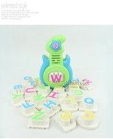 в розницу детские развивающие игрушки письмо проси навыков обучения в лучший рождественский подарок пластиковая игрушка для детей электронная игрушка