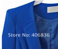 ут женщины SAL пальто Blazer лепесток ди костюм ткань в полк удобные женщины в куртка