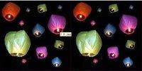 бесплатная доставка проектор звездного неба небесные фонарики, легкого фонарь огненный шар китайский летающий фонарик на день рождения свадьба ну вечеринку подарок