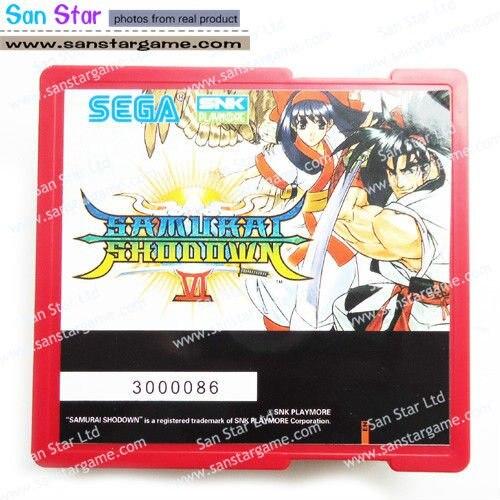 recherche scan hires cartouche de samurai spirits 6 atomiswave 376505155_705