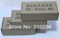 dhl бесплатная доставка новый mach3 2.4 г чпу беспроводной mpg mach3 пульт дистанционного управления маховик, чпу беспроводной канал, высокое качество